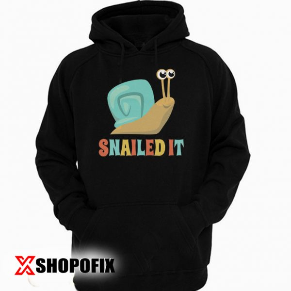 snailed it stampin up hoodie