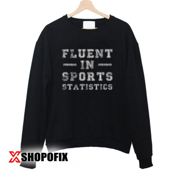 sports analyst jobs sweatshirt