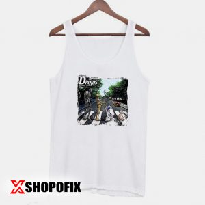 star wars droids cartoon tanktop