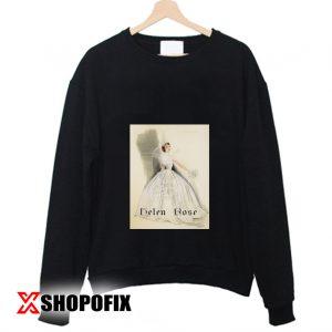 helen rose designer sweatshirt